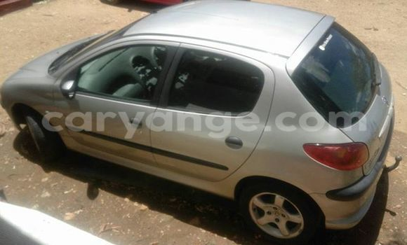 Buy Used Peugeot 206 Silver Car in Windhoek in Namibia