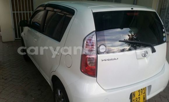 Buy Used Toyota Paseo White Car in Windhoek in Namibia