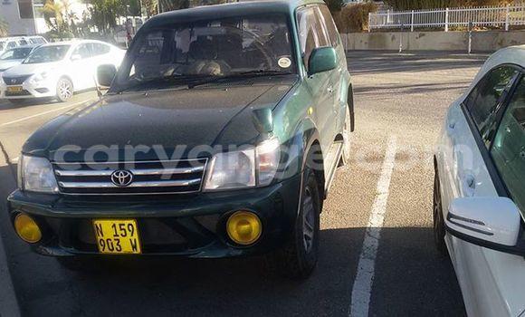 Buy Used Toyota Land Cruiser Car in Windhoek in Namibia