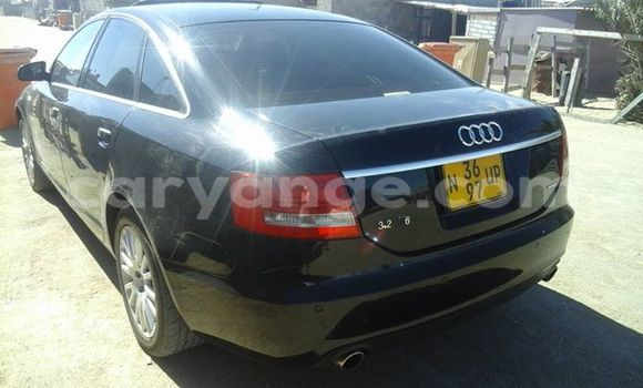 Buy Used Audi A6 Black Car in Windhoek in Namibia