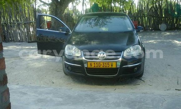 Buy Used Volkswagen Bora Black Car in Windhoek in Namibia