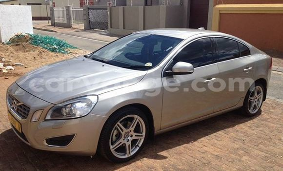 Buy Used Volvo S40 Silver Car in Windhoek in Namibia