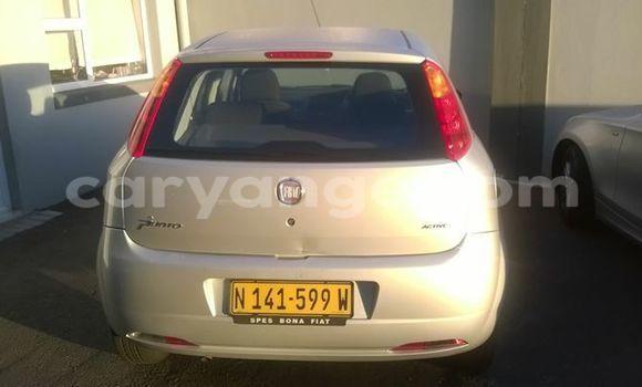 Buy Used Fiat Punto Silver Car in Windhoek in Namibia