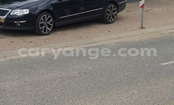 Buy Used Volkswagen Passat Black Car in Windhoek in Namibia