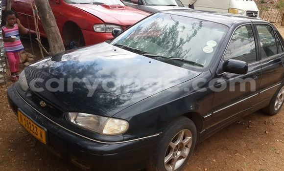 Buy Used Hyundai Elantra Black Car in Windhoek in Namibia