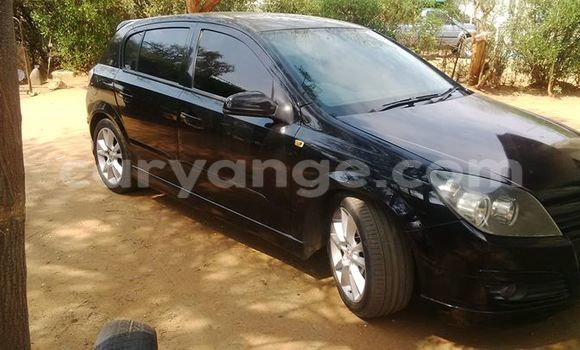 Buy Used Opel Astra Black Car in Windhoek in Namibia