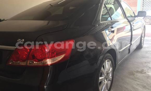 Buy Used Toyota Camry Black Car in Windhoek in Namibia