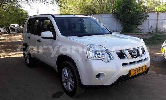 Buy Used Nissan X–Trail White Car in Windhoek in Namibia
