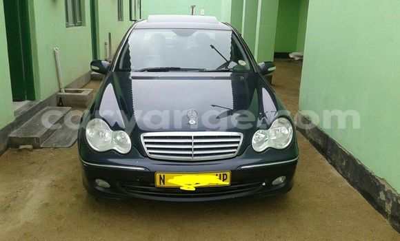 Buy Used Mercedes‒Benz KOMPRESSOR Black Car in Windhoek in Namibia
