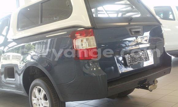 Buy Used Chevrolet Camaro Blue Car in Windhoek in Namibia