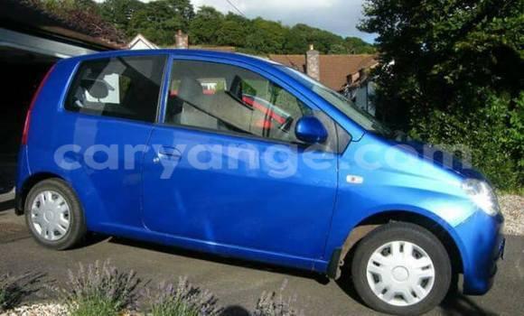 Buy Used Daihatsu Sirion Blue Car in Windhoek in Namibia