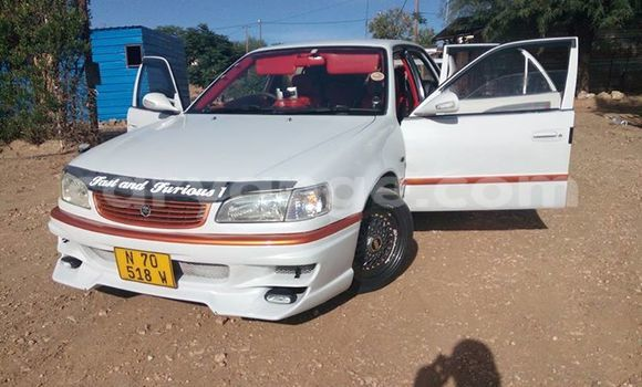 Buy Used Toyota Corolla White Car in Windhoek in Namibia