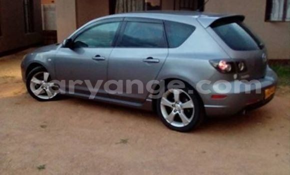 Buy Used Mazda 323 Silver Car in Windhoek in Namibia