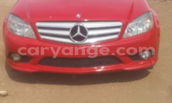 Buy Used Mercedes-Benz C–Class Red Car in Windhoek in Namibia