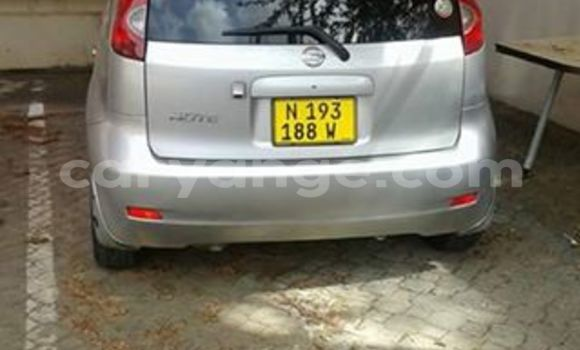 Buy Used Nissan Note Silver Car in Windhoek in Namibia