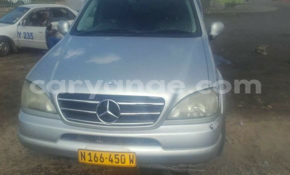 Buy Used Mercedes‒Benz ML-Class Silver Car in Windhoek in Namibia