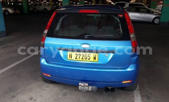 Buy Used Ford Fiesta Blue Car in Windhoek in Namibia