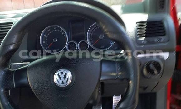 Buy Used Volkswagen Golf Red Car in Windhoek in Namibia
