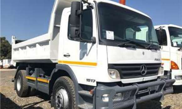Medium with watermark mercedes benz truck tipper atego 1517 tipper 2009 id 63000306 type main