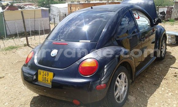 Buy Used Volkswagen Beetle Black Car in Windhoek in Namibia