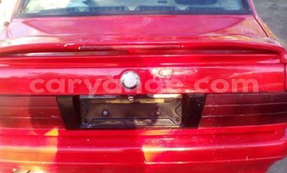 Buy Used BMW 3–Series Red Car in Windhoek in Namibia