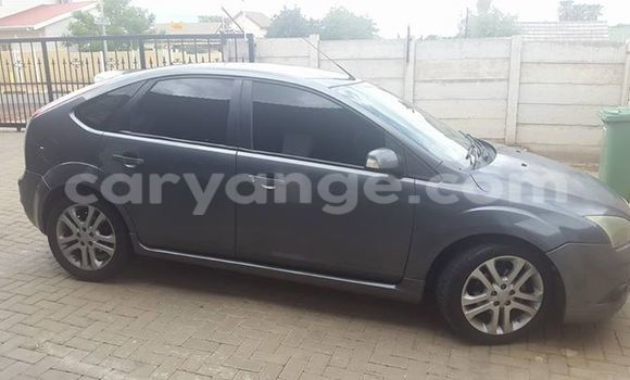 Buy Used Ford Focus Silver Car in Windhoek in Namibia