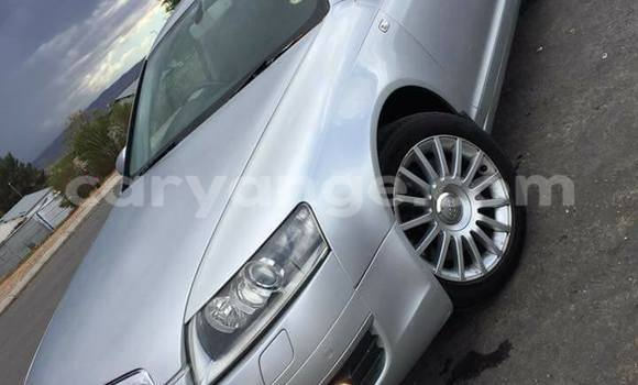 Buy Used Audi A6 Silver Car in Windhoek in Namibia