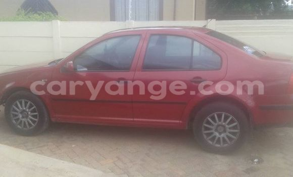 Buy Used Volkswagen Bora Red Car in Windhoek in Namibia