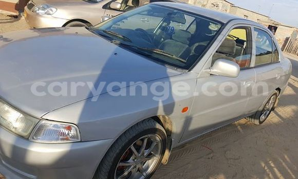 Buy Used Mitsubishi Lancer Silver Car in Windhoek in Namibia