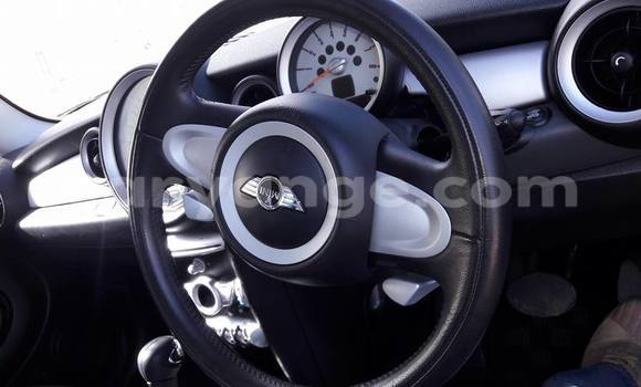 Buy Used Mini Cooper Silver Car in Windhoek in Namibia