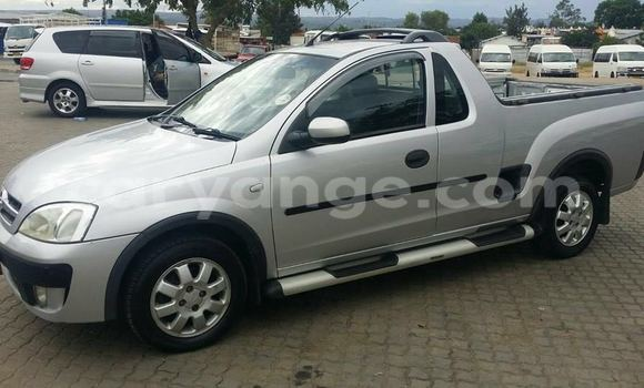 Buy Used Opel Corsa Silver Car in Windhoek in Namibia
