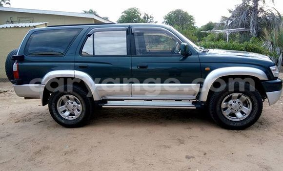 Buy Used Toyota Surf Black Car in Windhoek in Namibia