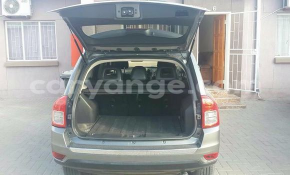 Buy Used Jeep Compass Black Car in Windhoek in Namibia