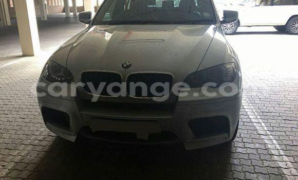 Buy Used BMW X5 Silver Car in Windhoek in Namibia