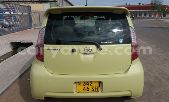 Buy New Toyota Paseo Car in Swakopmund in Namibia