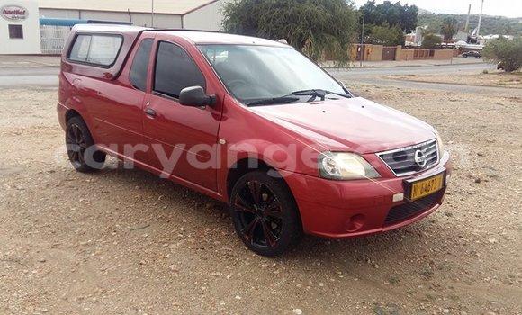 Buy Used Nissan Navara Red Car in Windhoek in Namibia