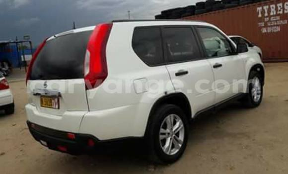 Buy Used Nissan X-Trail White Car in Windhoek in Namibia