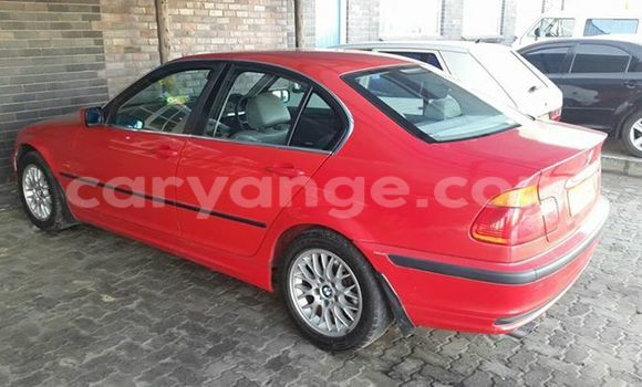 Buy Used BMW 3–Series Red Car in Windhoek in Namibia