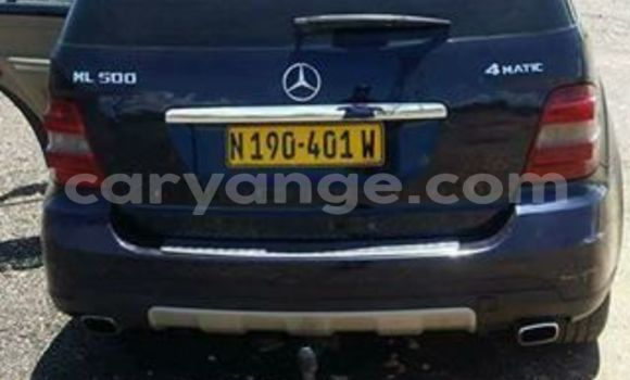 Buy Used Mercedes‒Benz ML-Class Blue Car in Windhoek in Namibia