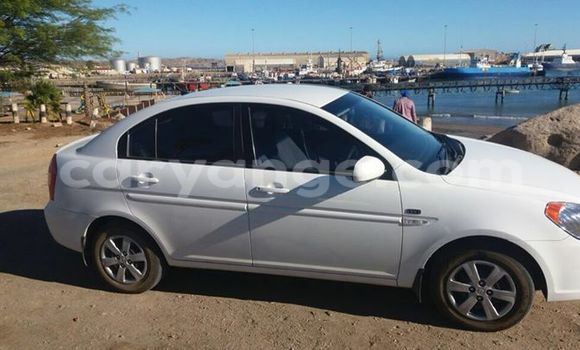 Buy Used Hyundai Accent White Car in Windhoek in Namibia
