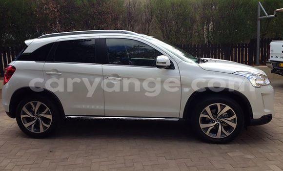 Buy Used Citroen C4 White Car in Windhoek in Namibia