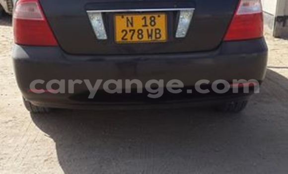 Buy Used Toyota Corolla Black Car in Windhoek in Namibia