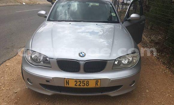 Buy Used BMW 3–Series Silver Car in Windhoek in Namibia