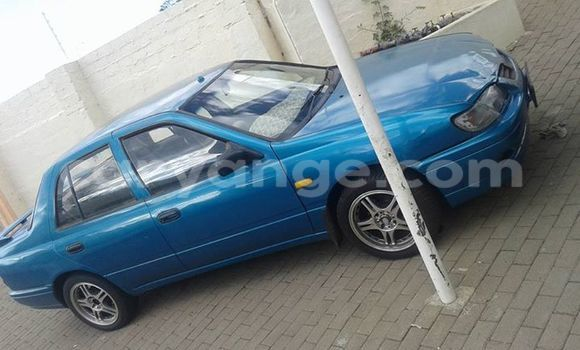 Buy Used Nissan Sentra Blue Car in Windhoek in Namibia