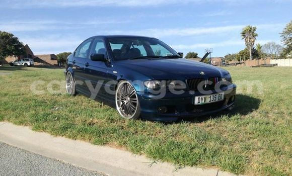 Buy Used BMW 3–Series Blue Car in Windhoek in Namibia