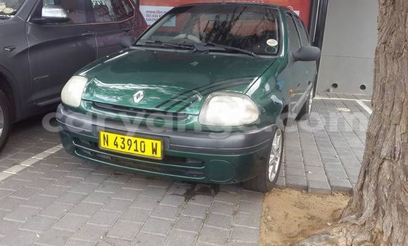 Buy Used Renault Clio Car in Windhoek in Namibia