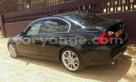 Buy New BMW 3–Series Silver Car in Windhoek in Namibia