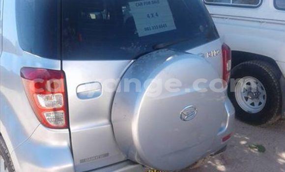 Buy Used Daihatsu Sirion Silver Car in Windhoek in Namibia