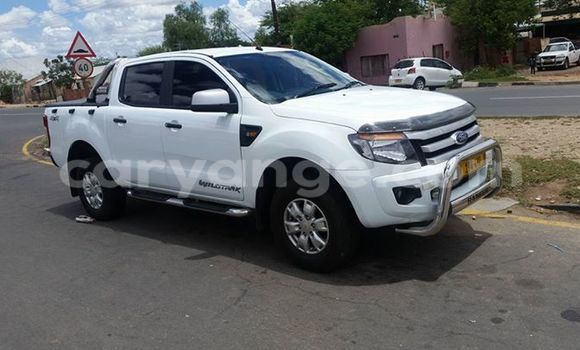 Buy Used Ford Ranger White Car in Windhoek in Namibia