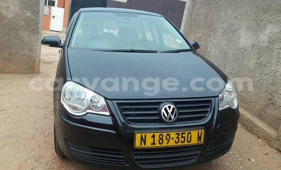 Buy Used Volkswagen Polo Black Car in Windhoek in Namibia